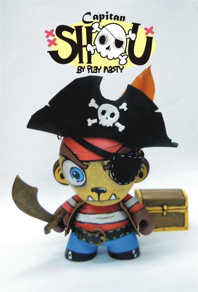 Capitán Shou