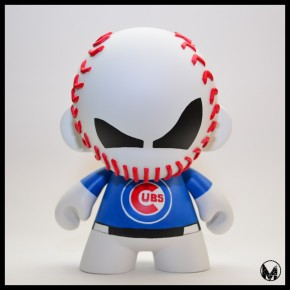 Cubs Baseball Munny - Kerry Wood