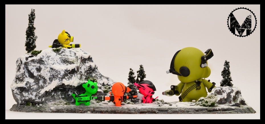 MMR - Winter Battle Scene