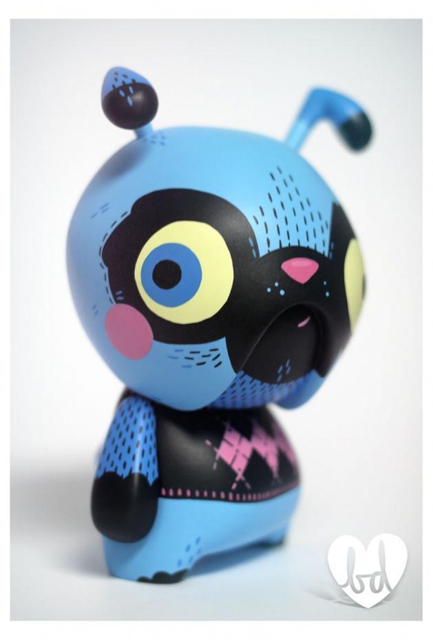 The Blue Pugg